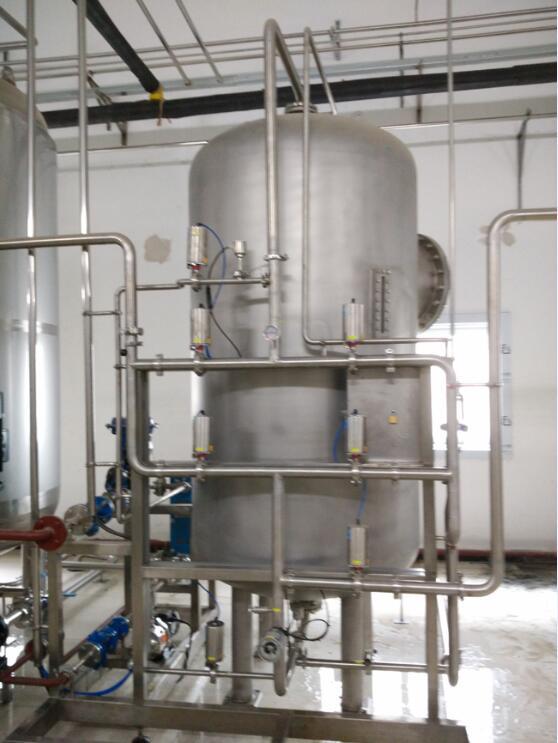 预处理--活性炭过滤器
