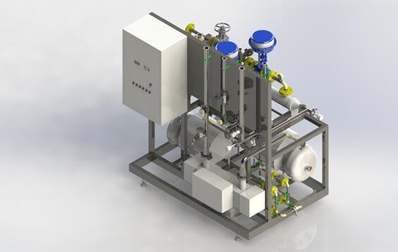 Clean Pipeline Engineering Skid Module Shijiazhuang Define